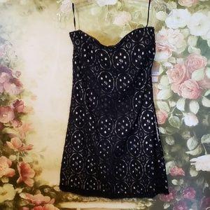 NWT Sz S RACHEL Rachel Roy dress